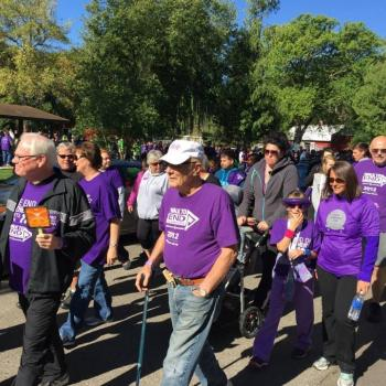 Mankato Walk to End Alzheimer's at Sibley Park