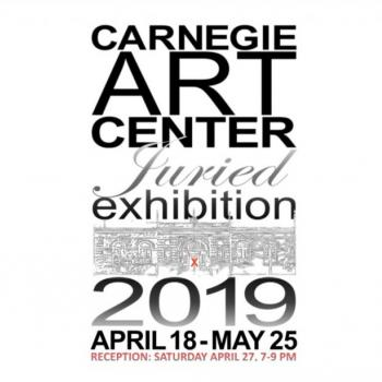 CAC Juried Exhibition April 18- May 25, 2019