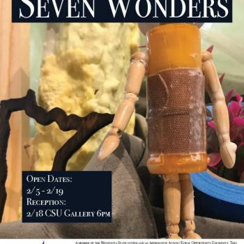 Student Art Exhibition: Seven Wonders