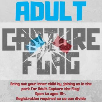 Adult Capture the Flag