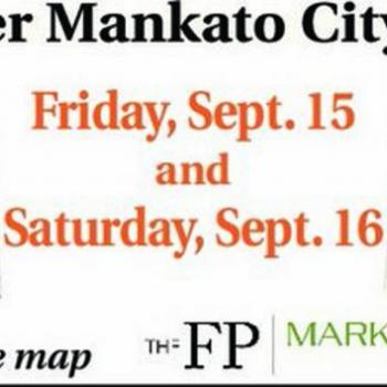 Greater Mankato City Wide Garage Sale - September 15th & 16th!