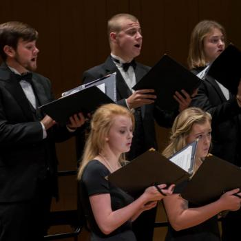 University Fall Choral Concert