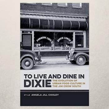 Book Cover - To Live and Dine in Dixie