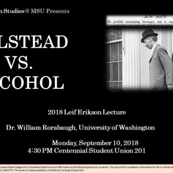 """Volstead vs. Alcohol"""
