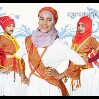 The Somali Museum Dance Troupe