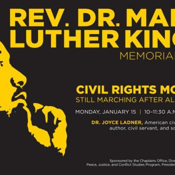2018 MLK Lecture