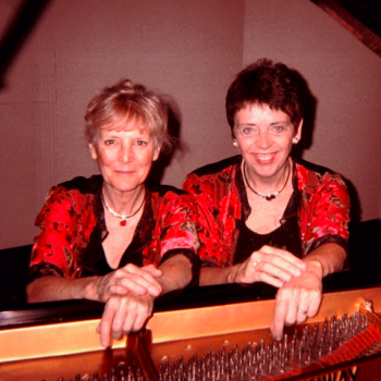 Elaine Greenfield and Jan Thompson