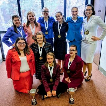 Maverick Speech & Debate Team Showcase