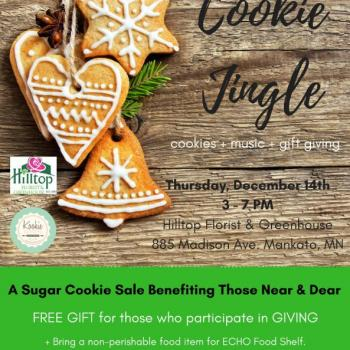Cookie Sale + Music + Gift Giving