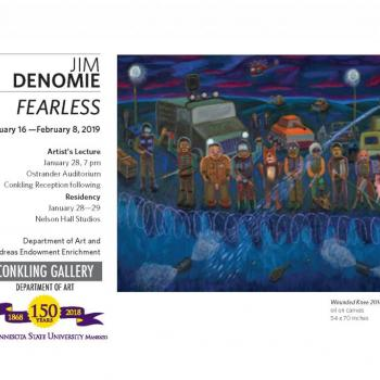 Art Exhibition: Jim Denomie