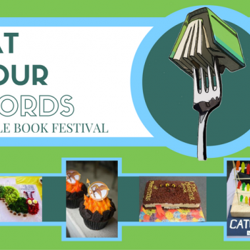 Eat Your Words: Edible Book Festival