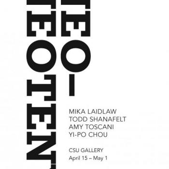 Art Exhibition: Neo-Neoteny