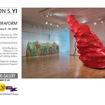 Art Exhibition: Terraform by Jason S. Yi1
