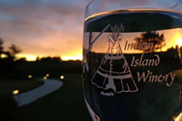Indian Island Winery