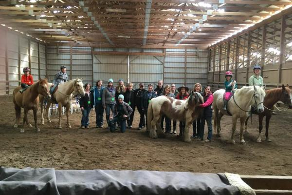 Faith Based Equine Assisted Learning - Certification-Unbridled From ...