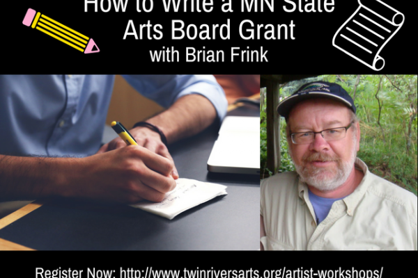 Grant Writing with Brian Frink