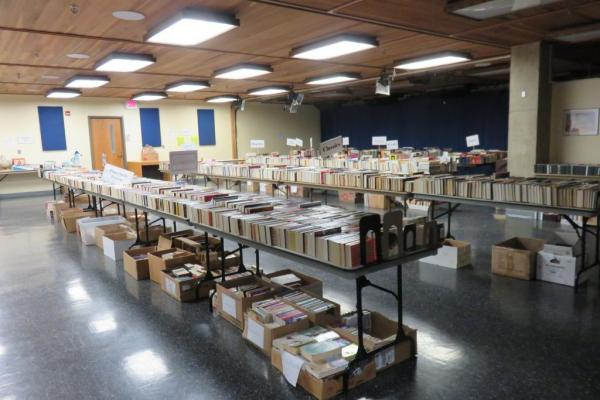 Thousands of quality used books!