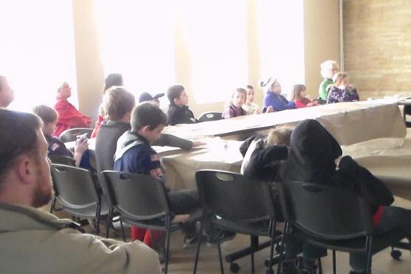Children at Young Historians